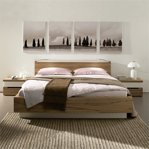Double bed Ceposi, Hulsta