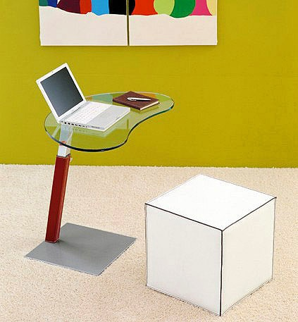 Lap table from Cattelan Italia