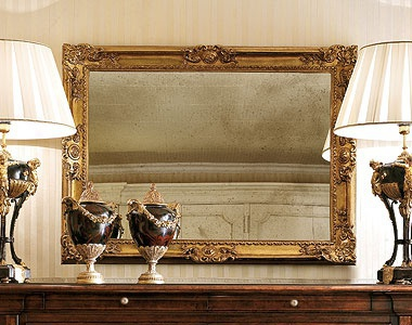 Mirror antique Rocchetto - DOLFI