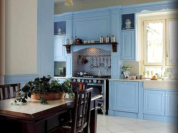 Kitchen (kitchen set) Faoma Luxury