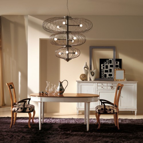 Dining table 051, Bizzotto