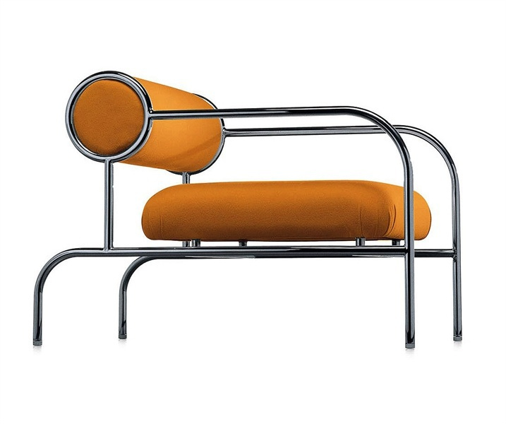 Armchair Sofa with Arms, Cappellini