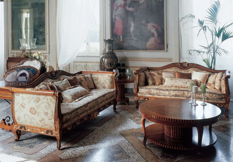 Living room (sofa set) by Angelo Cappellini