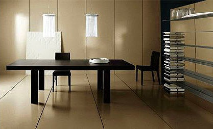 Dining room (dining set), Presotto