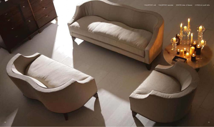 The Opera Sofa By Angelo Cappellini