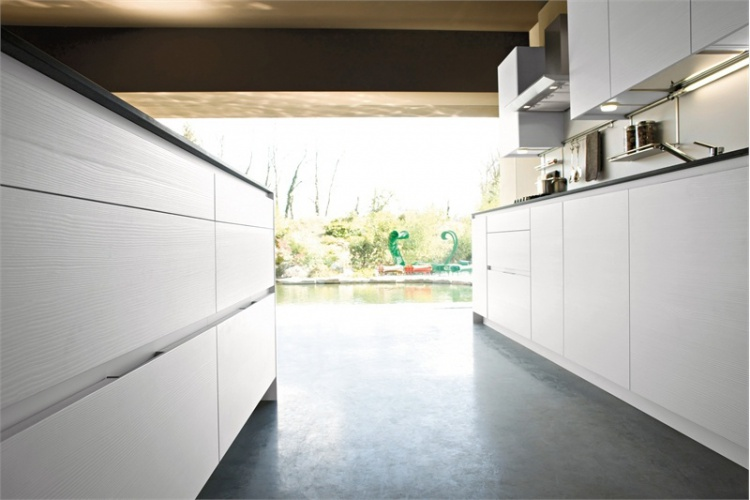 Kitchen (Suite kitchen) by Snaidero, Orange Metropolitan