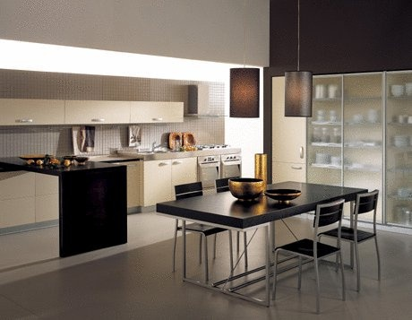 Kitchen furniture kitchen) Berloni