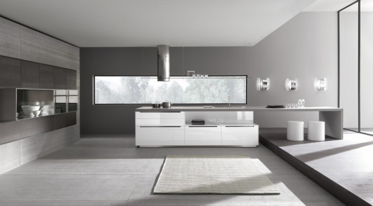 Kitchen furniture kitchen) Comprex, Linea