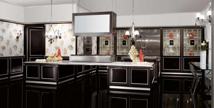 Kitchen furniture kitchen) Brummel, Grand Gourmet