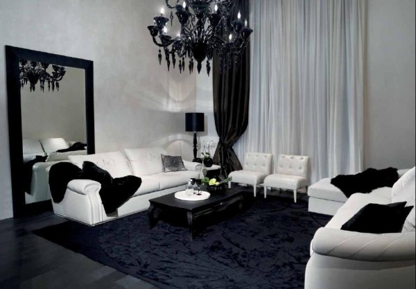 Living room (sofa set) Fendi