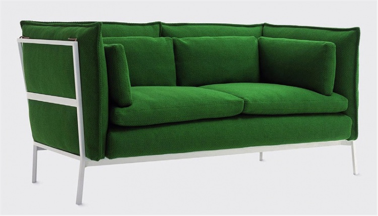 The Basket sofa (sofa), Cappellini