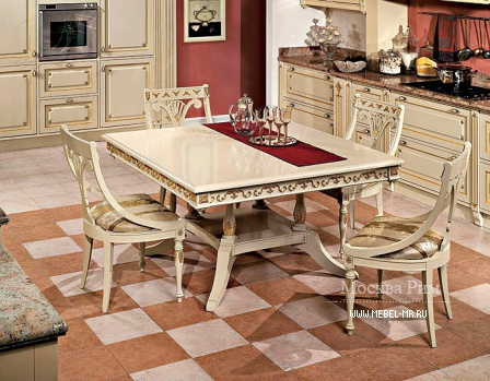 Dining room (dining set) Zilio