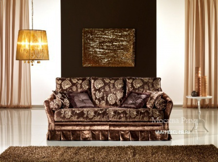 Three seater sofa, Zeus - Essepi
