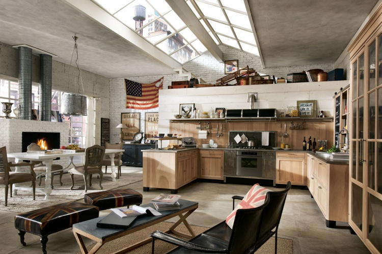 KITCHEN (SUITE KITCHEN), A PANAMERA - MARCHI GROUP