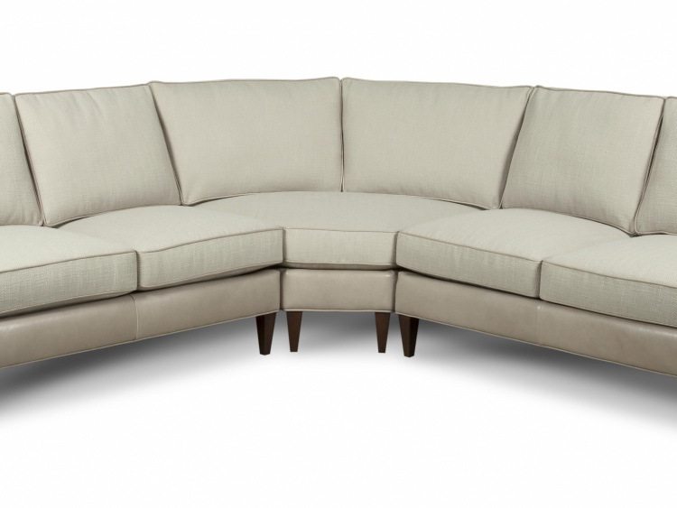 Athena sectional sofa Sectional, Bradington-Young