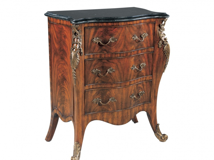 Dresser with three drawers, Maitland-Smith