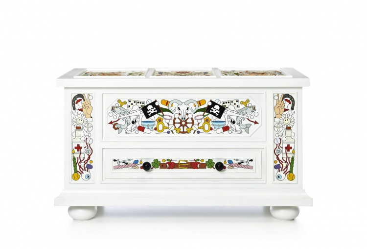 The Altdeutsche Chest Of Drawers, Moooi