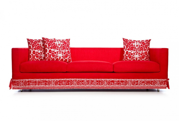 Three seater sofa Sofa Diary, Moooi